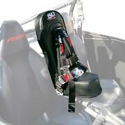 Rzr Middle Bump Seat And Black 4 Point Safety Harness Kids Booster 570 800 Xp900