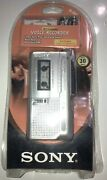 Sony M-560v Microcassette Voice Recorder Microcassette-corder New Old Stock Box