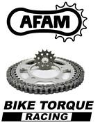 Suzuki Ts200r 90-92 Afam Recommended Chain And Sprocket Kit