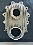 Chrysler 331 354 392 Hemi - New Timing Cover , With Cam Spud And Seal