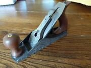 Fabulous Highly Decorated Stanley Plane Fully Engraved And Custom Wood Superb+