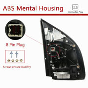 8pin Chrome Power Heated Signal Towing Mirrors For 15-17 Ford F150 Pick Up Truck
