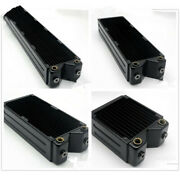 Water Cooling Heat Copper 65mm Thick Water Cooling Row 120/240/360mm Five Holes