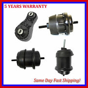 Motor And Trans Mount For 4pcs Buick Enclave Gmc Acadia Chevrolet Traverse 3.6l