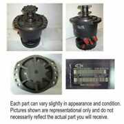 Used Hydraulic Drive Motor Compatible With Case New Holland L218 L218 L220 L220