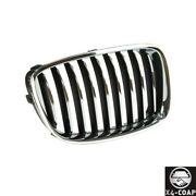 New Front,right Passenger Side Grille Fits For Bmw 535i Gt 51137200168