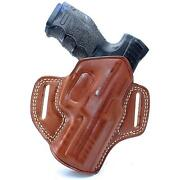 Leather Owb Pancake Holster Open Top For Grand Power P11 Mk12 9mm 3.3bbl 1377