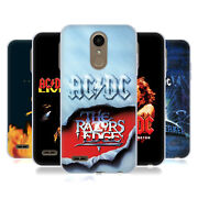 Official Ac/dc Acdc Album Art Soft Gel Case For Lg Phones 1