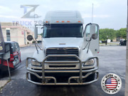 Deer Guard Ex-guard For Freightliner Columbia W/ Brackets. Pickup Chicago Il