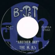 The M. B.and039s Another Day Northern Soul B-jet Original Release Near Mint