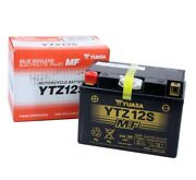 Yuasa Ytz12s Yamaha T-max And03912-and03913 Agm High Performance Activated 12 Volt Battery