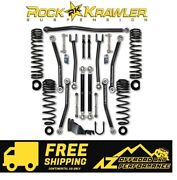 Rock Krawler 2.5 X Factor System No Shocks For 18-20 Jeep Wrangler Jl 4 Door