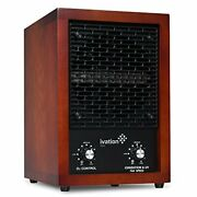 Ivation 5-in-1 Hepa Air Purifier And Ozone Generator, Ionizer And Deodorizer For Up