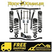 Rock Krawler 3.5 Flex System No Shocks For And03918-and03921 Jeep Wrangler Jl 4 Door