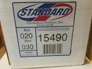 15490 Standard Crankshaft Ford 351w With Two Piece Rear Oil Seal .020 X .030