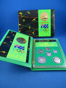 1992 Australia Proof Coin Set - Olympiad Barcelona 1 Olympic Games -