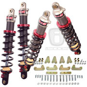 Elka Stage 2 Shocks High Lifter 2 Lift Kit Polaris Ranger 1000xp Crew And03917-and03918