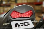 Kawasaki Z1000 2003 - 2006 Zx6 Zx6r 03-04 Sequential Led Taillight Tail Light