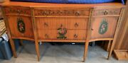 Antiques Hutch And Buffet Made For Hollywood Movie Set