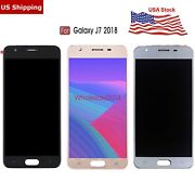Lcd Screen Touch Screen For Tracfone Samsung Galaxy J7 Crown S767vl Sms767vl Us