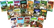 New Sealed Complete Set 19 Jungle Doctor Books Paul White African Missionary