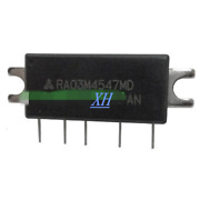 1pcs Ra03m4547md Rf Mosfet Module 450-470mhz 2 Stage Amp. For Portable Radio