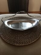 Derby S. P. Co. International 1077 1/2 Fruits Bowl -silverplate
