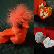 Mac Ty Beanie Baby 1998 Never Played With Stored