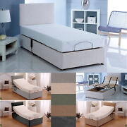 Electric Adjustable Bed - Mobility Bed 5 Part Adjustable All Sizes   Mattresses
