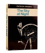 Patrick Moore – The Sky At Night – First Uk Edition 1964 - Eyre And Spottiswoode