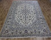 An Outstanding Persian Kashan Carpet With Superb Colour 300 X 190 Cm