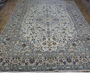 An Outstanding Persian Kashan Carpet With Superb Colour 395 X 285 Cm