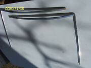 1976 Continental Towncar Windshield Trim Molding Dented Oem Used 1975 1977 1979