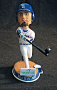 Chicago Cubsand039 Kyle Schwarber Bobblehead From Tennessee Smokies Baseball Club