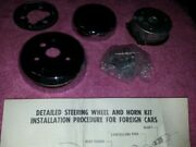 1970s Superior 500 Steering Wheel Hub And Horn Adapter Kit 86-2830