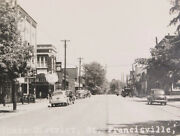 Rppc Street View Business District St. Francisville Ill A1