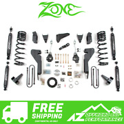 Zone Offroad 8 Suspension System Lift Kit Fits 03-07 Dodge Ram Hd 2500 / 3500