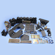 2007-2009 Dodge Ram 2500 3500 4wd 3 Full Body Lift Kit Front And Rear Diesel