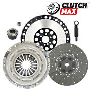 Hd Sport Clutch Kit And Forged Light Flywheel For 97-04 Corvette C5 Z06 Ls1 Ls6