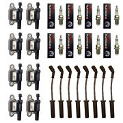 8 Adp D513a Ignition Coils + 8 Bosch 4303 Spark Plugs + 8 Acdelco Plug Wires