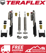 Teraflex Falcon Sport Tow Haul Leveling Shock Absorber Kit For 15-19 Ford F-150