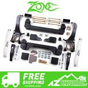 Zone Offroad 5 Lift Suspension System For 07-15 Toyota Tundra T1n