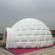 New 0.4pvc /blower Advertising Events Inflatable Promotion 13ft 4m Igloo Dome Ni