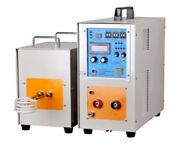 30-80khz Furnace Zn-25ab High Frequency 25kw New Induction Heater Vs
