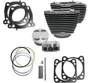 Sands Cycle M8 Big Bore Cylinder Piston Kit 114 128 Harley Touring Softail 17-20