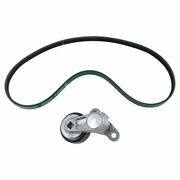 Gates A/c Compressor Drive Belt Component Kit For Cadillac Chevy Gmc Hummer