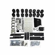 Performance Accessories Pa60213 3 Body Lift Kit For 2010-2012 Dodge Ram 3500