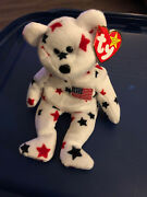 Ty Glory Beanie Baby. Mint Condition. Never Been Used. Rare Findandnbsp