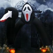 Scary Ghost Holding For Halloween Decoration Popular Inflatable Arch New A Kn Lf