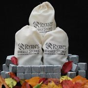 12 Sets Of Ryanand039s Whiskey Stones Usa Made Soap Stones Wedding / Groomsman Gifts